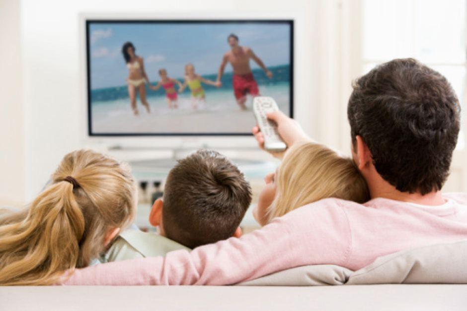 TV familj